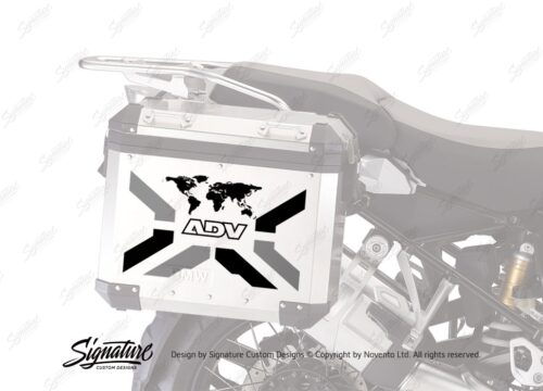 BMW Aluminium side panniers