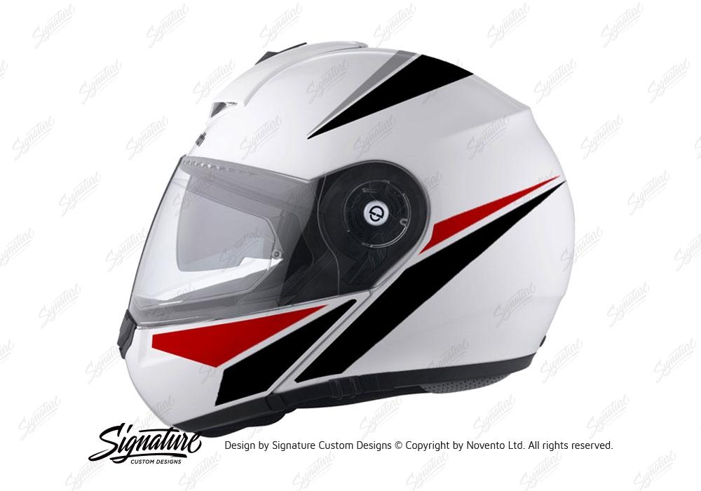 Schuberth c3 pro europe matt fluorescent yellow helmet | the visor.
