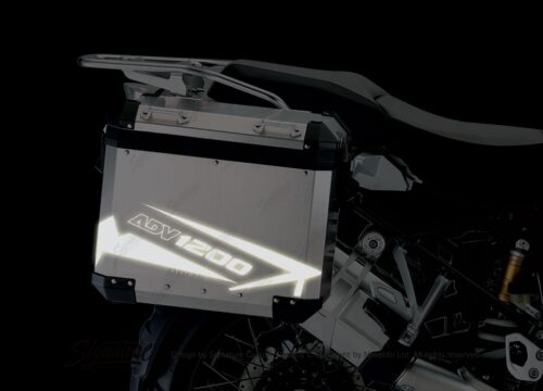 BMW Aluminium side panniers