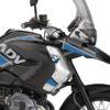 BKIT 1682 BMW R1200GS 2010 Triple Black Grey Blue Sticker Kit 02