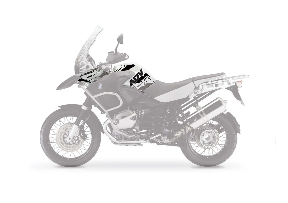 Intellectual Property BMW R1200GS Adventure Safari Series