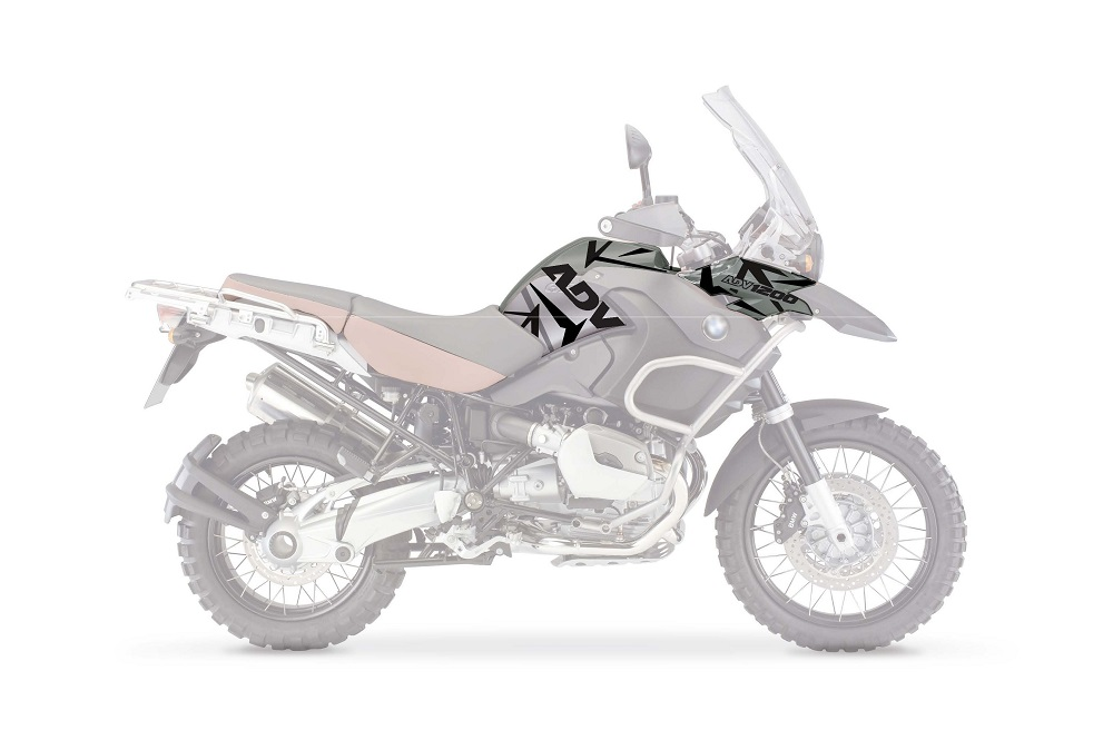Intellectual Property BMW R1200GS adventure Spike Series