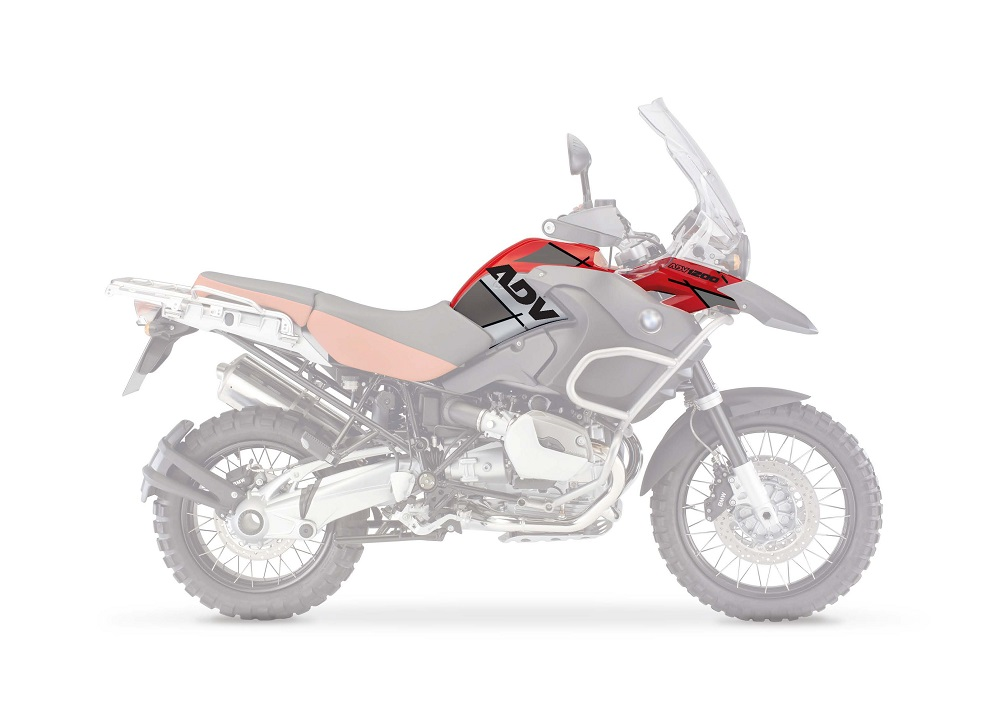 Intellectual Property BMW R1200GS adventure vector Series