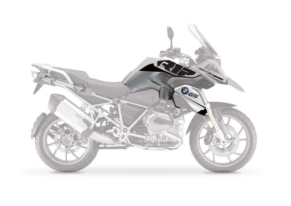 Intellectual Property BMW R1200GS LC Alive Series