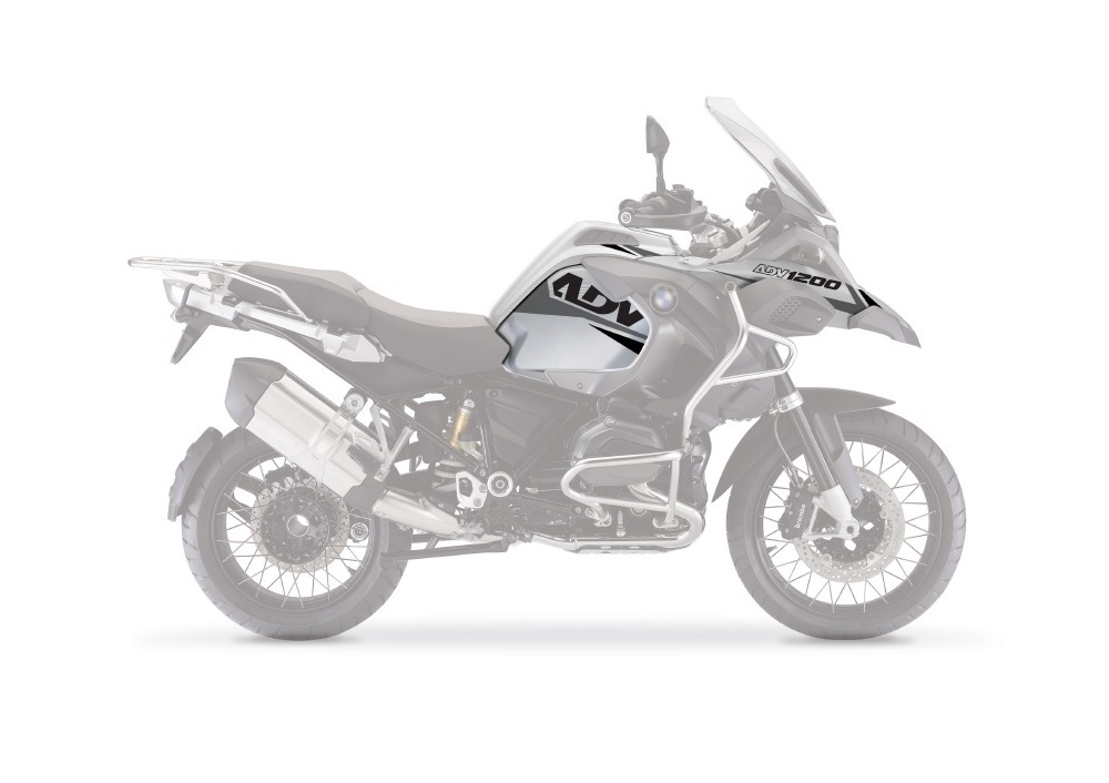 Intellectual Property BMW R1200GS LC Adventure Alive Series