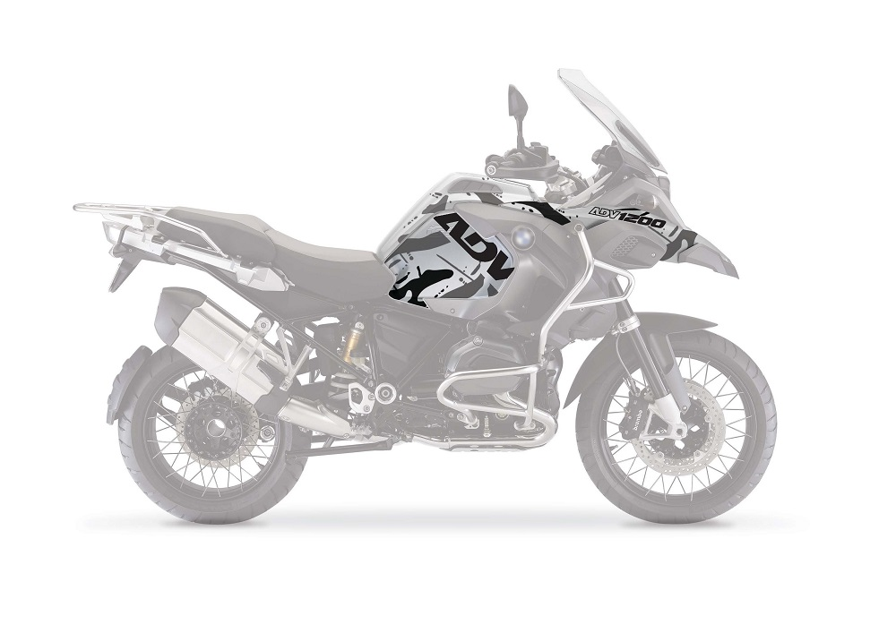 Intellectual Property BMW R1200GS LC Adventure Safari Series