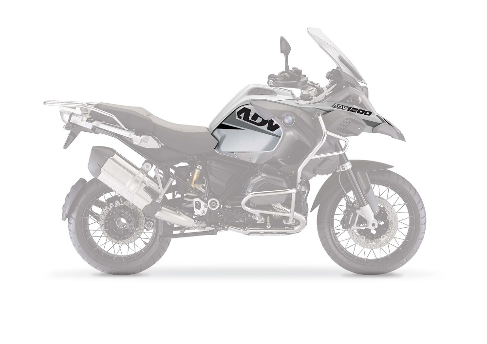 Intellectual Property BMW R1200GS LC Adventure Vivo Series