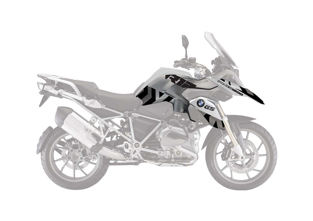 Intellectual Property BMW R1200GS LC dazzle Series