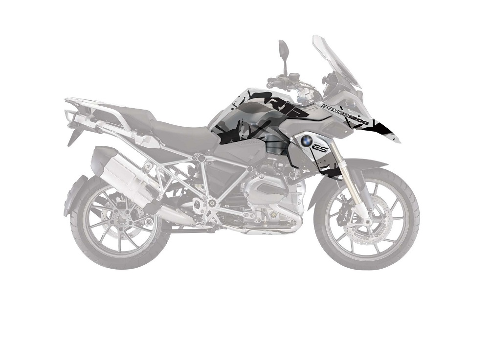 Intellectual Property BMW R1200GS LC Safari Series