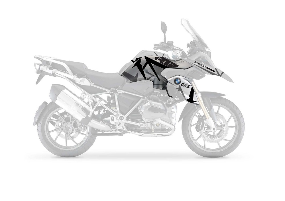 Intellectual Property BMW R1200GS LC Spike Series
