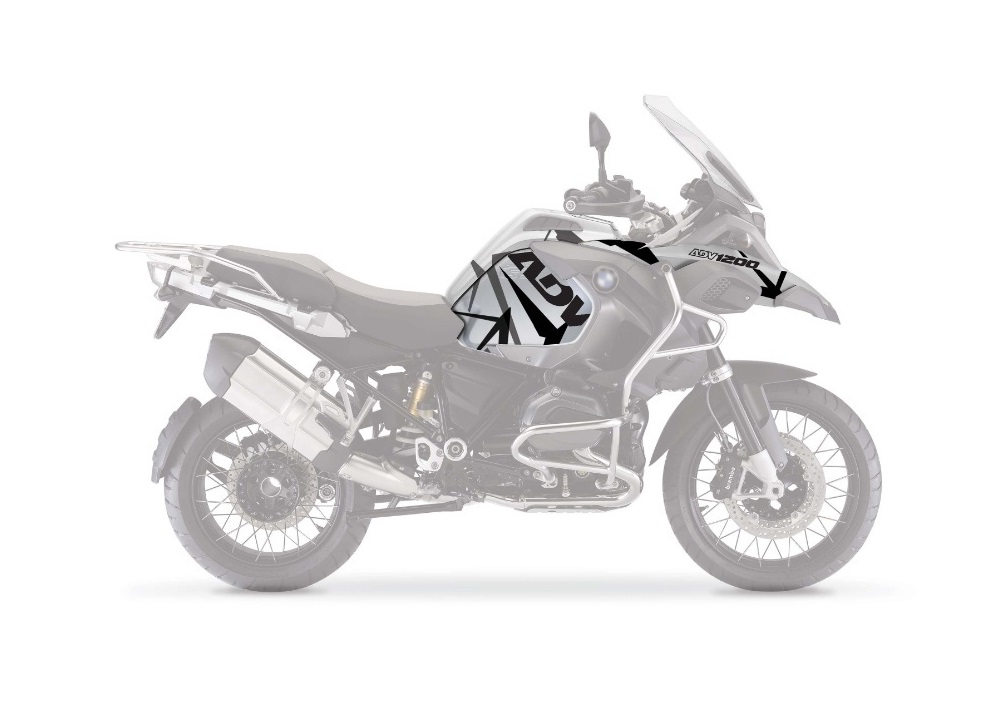 Intellectual Property BMW R1200GS LC Adventure Spike Series