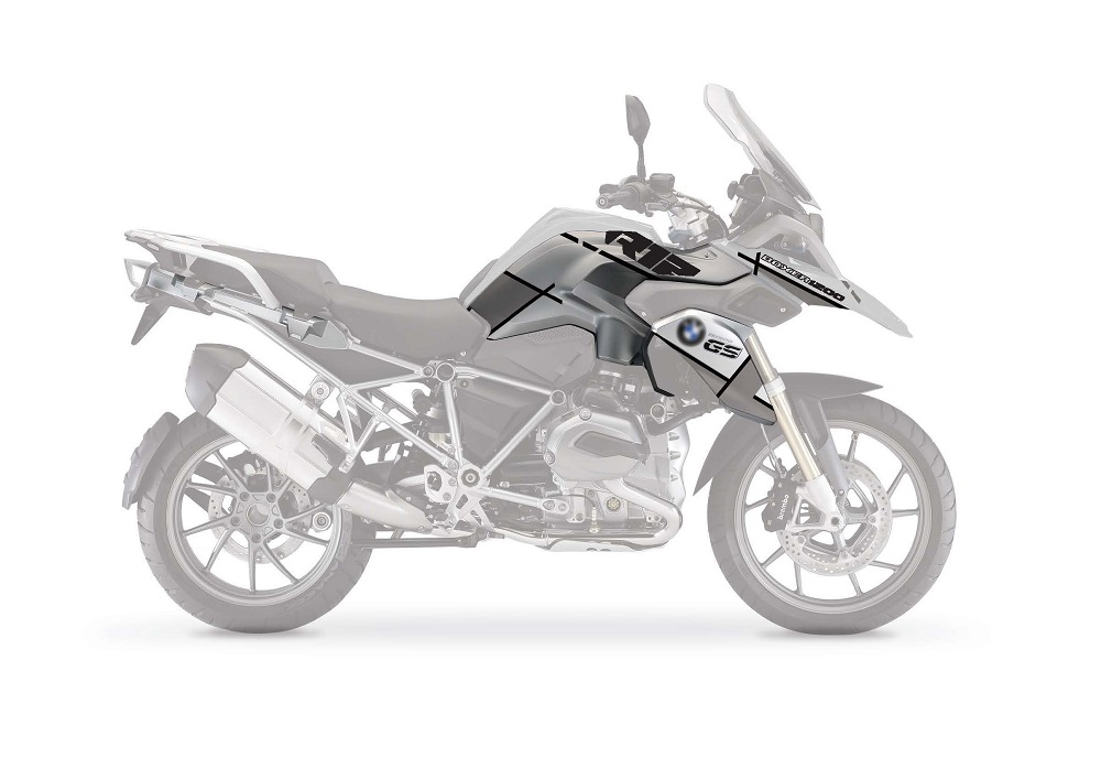 Intellectual Property BMW R1200GS LC vector Series