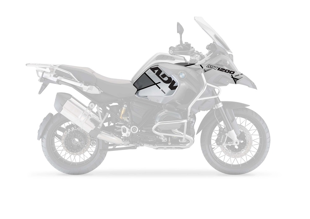 Intellectual Property BMW R1200GS LC Adventure Vector Series