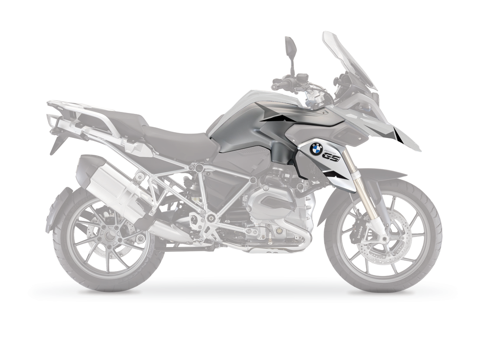 Intellectual Property BMW R1200GS LC Velos Series