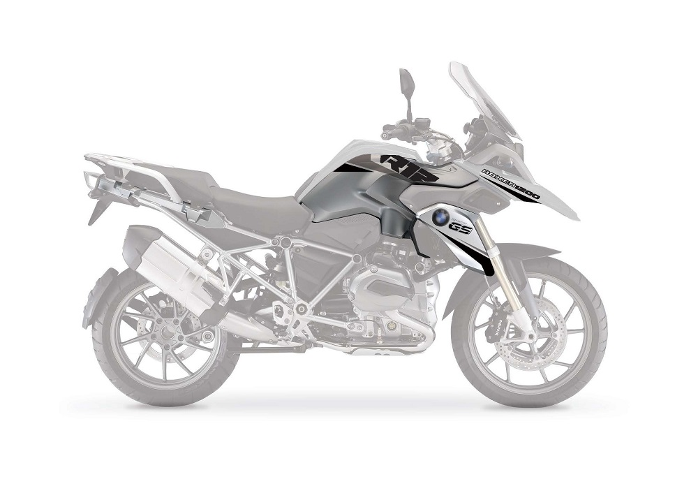 Intellectual Property BMW R1200GS LC vivo Series