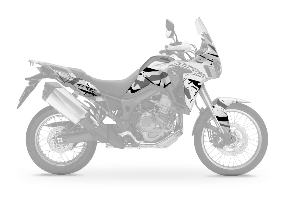 Intellectual PropertyHonda CRF1000L Africa Twin safari series