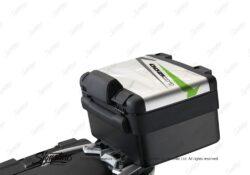 BSTI 2354 Vario Top Box BMW R1200GS LC Spike Toxic Green Grey Stickers Kit 1