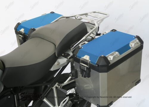 BPRF 2579 BMW Alluminium Panniers Heavy Duty Top Protective Film 01 Blue