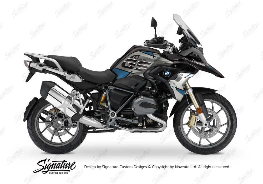 bmw r1200gs lc 2017 iced chocolate metallic exclusive. Black Bedroom Furniture Sets. Home Design Ideas