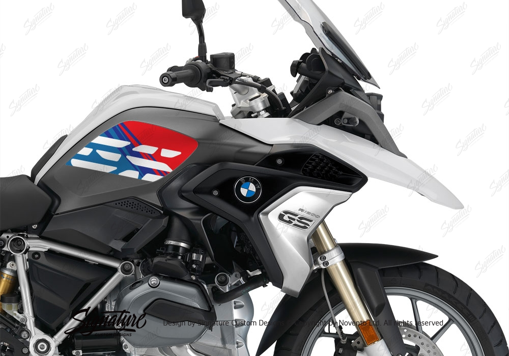 bmw r1200gs lc 2017 light white style anniversary le m. Black Bedroom Furniture Sets. Home Design Ideas
