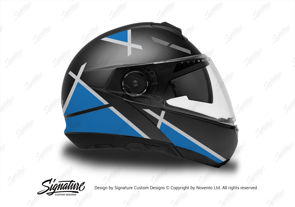 Schuberth C Helmet The Globe Series Signature Custom Designs - Motorcycle helmet decals graphicsreflectivedecalscomour decal kit on the bmw systemhelmet