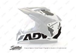 BMW GS enduro helmet