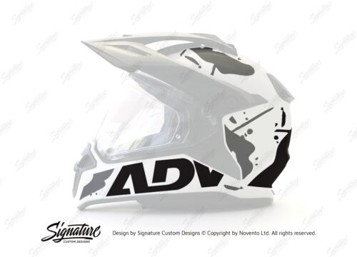 BMW GS enduro helmet