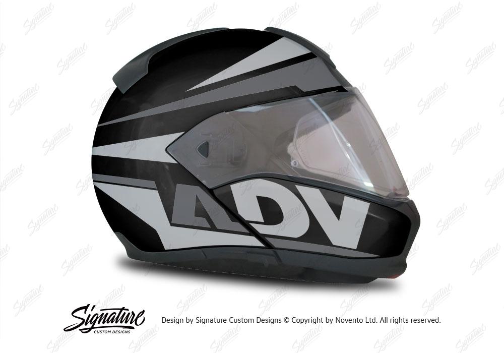 bmw system 6 helmet black vivo series silver variations. Black Bedroom Furniture Sets. Home Design Ideas
