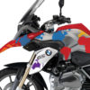 BKIT 3064 BMW R1200GS LC Racing Red The Globe Multicolour Stickers Kit 03