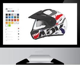 Confiqurator Helmets