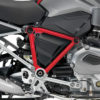 BFS 3096 BMW GS LC 2013 2016 Racing Red Pyramid Frame Wrap Red 02