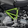 BFS 3101 BMW R1200GS LC 2017 Pyramid Left Toxic Green