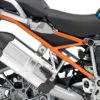 BFS 3104 BMW R1200GS LC 2013 2016 Fire Blue Subframe Wrap Orange 02