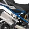 BFS 3108 BMW R1200GS LC 2013 2016 Triple Black Subframe Wrap Cobalt Blue 02