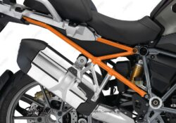 BFS 3111 BMW R1200GS LC 2017 Style Exclusive Subframe Wrap Orange 02
