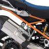 BFS 3114 BMW GS LC Adventure 2014 Racing Blue Subframe Wrap Orange 02
