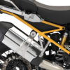 BFS 3115 BMW GS LC Adventure 2014 Ocean Blue Metallic Matte Subframe Wrap Yellow 02