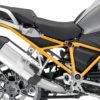 BFS 3120 BMW R1200GS LC 2013 2016 Alpine White GS Frame Wrap Yellow 02