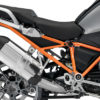 BFS 3123 BMW R1200GS LC 2013 2016 Thunder Grey GS Frame Wrap Orange 02
