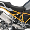 BFS 3124 BMW R1200GS LC 2013 2016 Frozen Dark Blue GS Frame Wrap Yellow 02