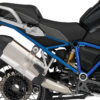 BFS 3125 BMW R1200GS LC 2013 2016 Triple Black GS Frame Wrap Cobalt Blue 02