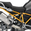BFS 3127 BMW R1200GS LC 2017 Black Storm Metallic GS Frame Wrap Yellow 02