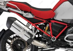 BFS 3133 BMW GS LC Adventure 2014 Racing Red GS Frame Wrap Red 02