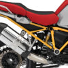 BFS 3133 BMW GS LC Adventure 2014 Racing Red GS Frame Wrap Yellow 02