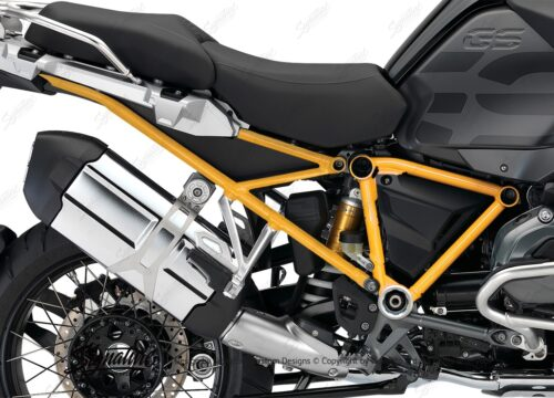 BFS 3134 BMW GS LC Adventure 2014 Style Exclusive GS Frame Wrap Yellow 02