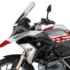 BKIT 3137 BMW R1200GS LC 2017 Alpine White Black Storm M90 Red Grey Camo Left 03