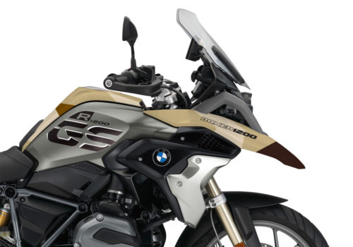 BKIT 3140 BMW R1200GS LC 2017 Iced Chocolate Metallic Exclusive M90 Desert Camo 02