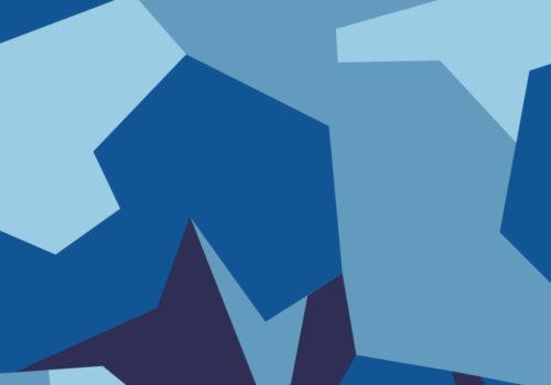 Camo Wrap Blue