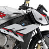 BKIT 3171 BMW S1000R Light White Alive Series Black Red Grey Stickers Kit 02