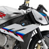 BKIT 3172 BMW S1000R Light White Alive Series Msport Colours Stickers Kit 02